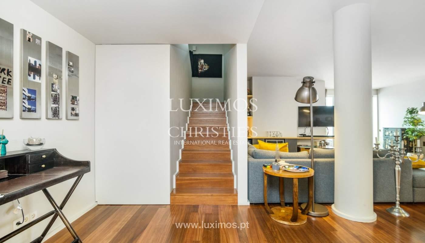 Penthouse dúplex, en venta, cerca del Parque de la Ciudad, Porto, Portugal_145042