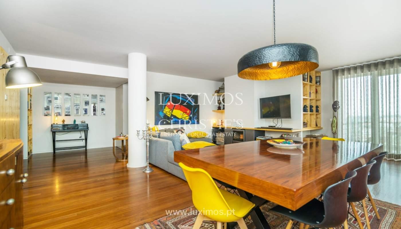Penthouse dúplex, en venta, cerca del Parque de la Ciudad, Porto, Portugal_145044