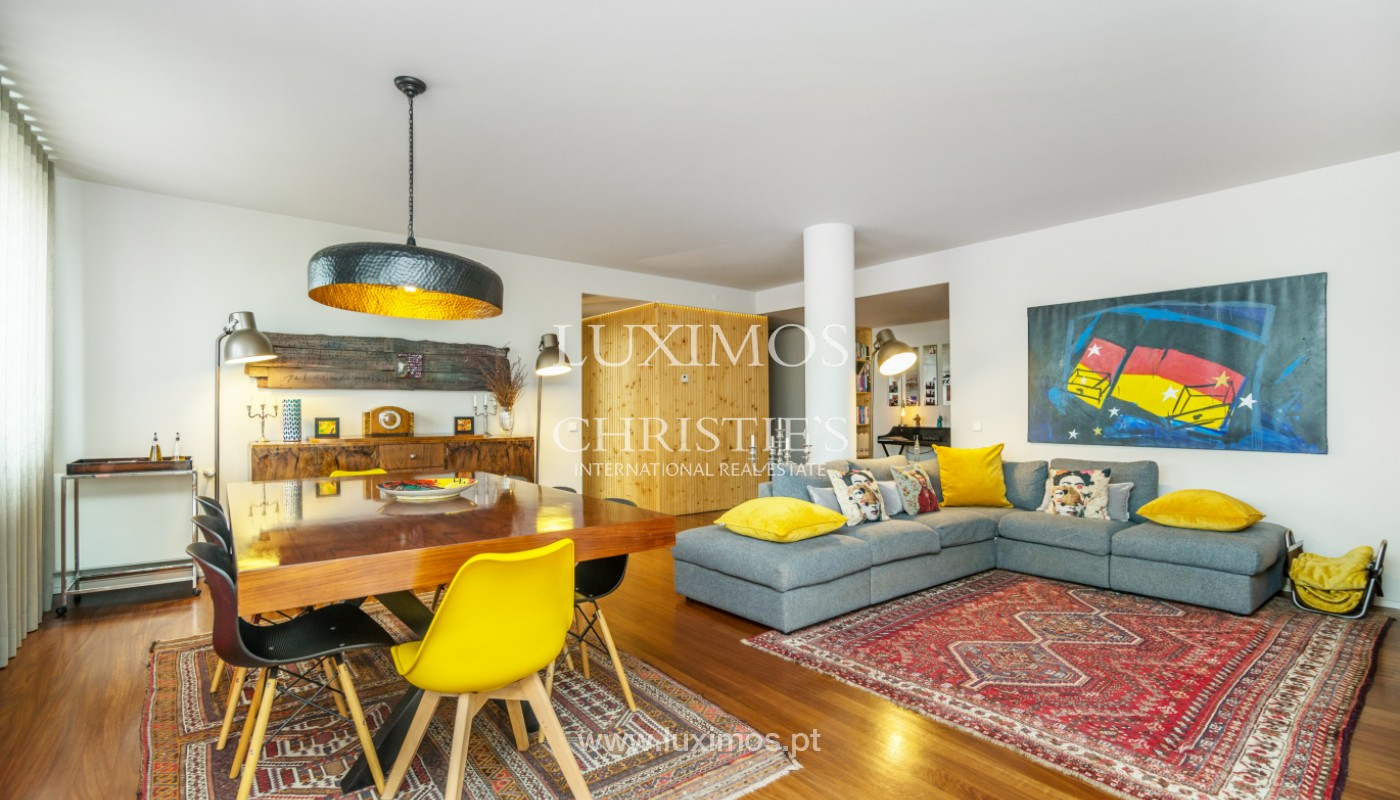 Penthouse dúplex, en venta, cerca del Parque de la Ciudad, Porto, Portugal_145045