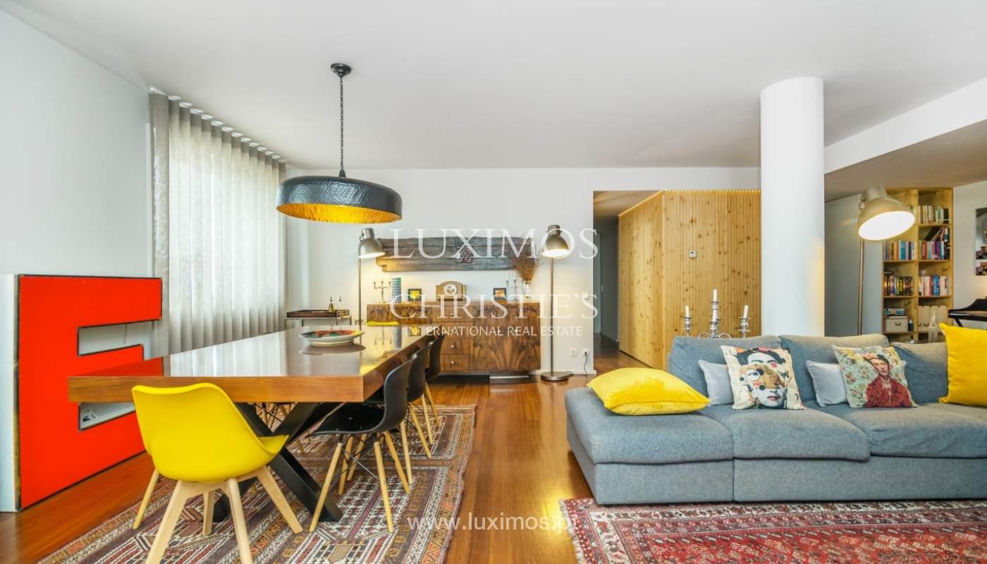 Penthouse dúplex, en venta, cerca del Parque de la Ciudad, Porto, Portugal_145046