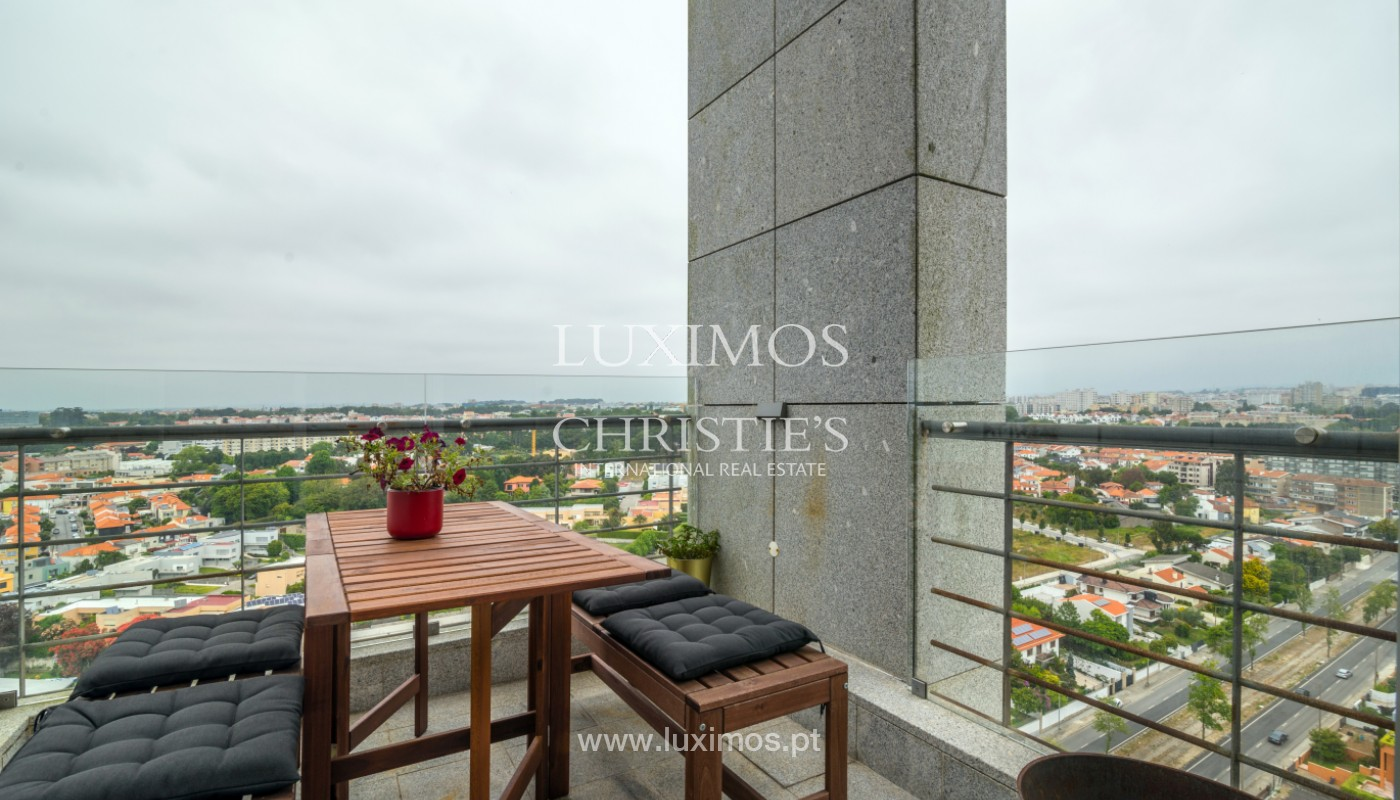 Penthouse dúplex, en venta, cerca del Parque de la Ciudad, Porto, Portugal_145047