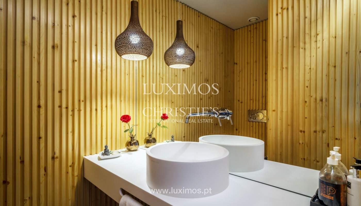 Penthouse dúplex, en venta, cerca del Parque de la Ciudad, Porto, Portugal_145054