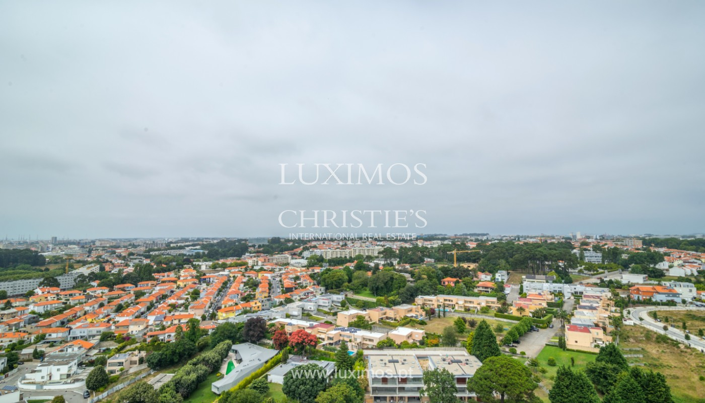 Penthouse dúplex, en venta, cerca del Parque de la Ciudad, Porto, Portugal_145059