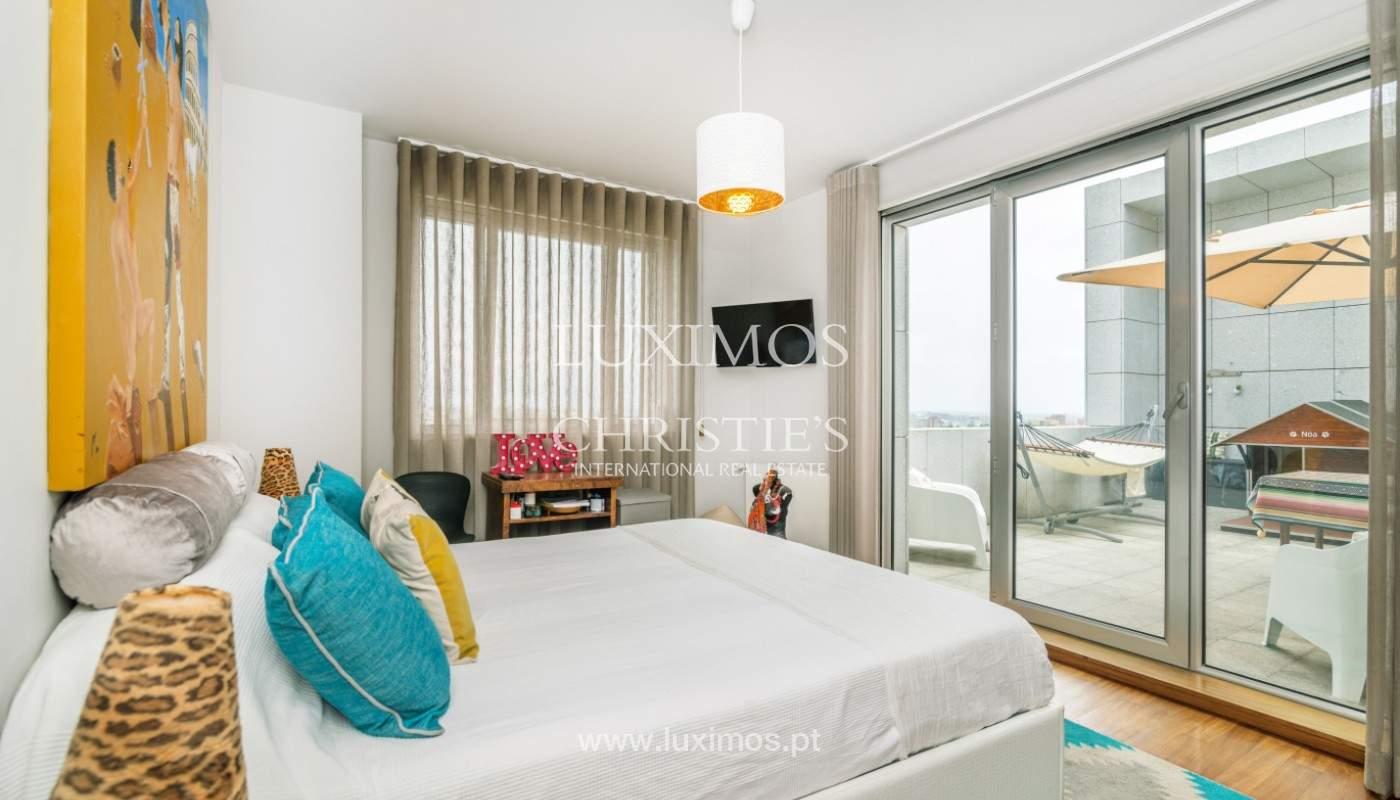 Penthouse duplex, à vendre, près du City Park, Porto, Portugal_145060
