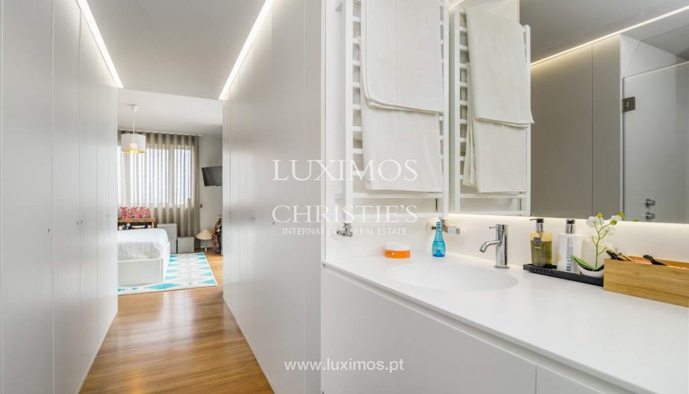 Penthouse dúplex, en venta, cerca del Parque de la Ciudad, Porto, Portugal_145062