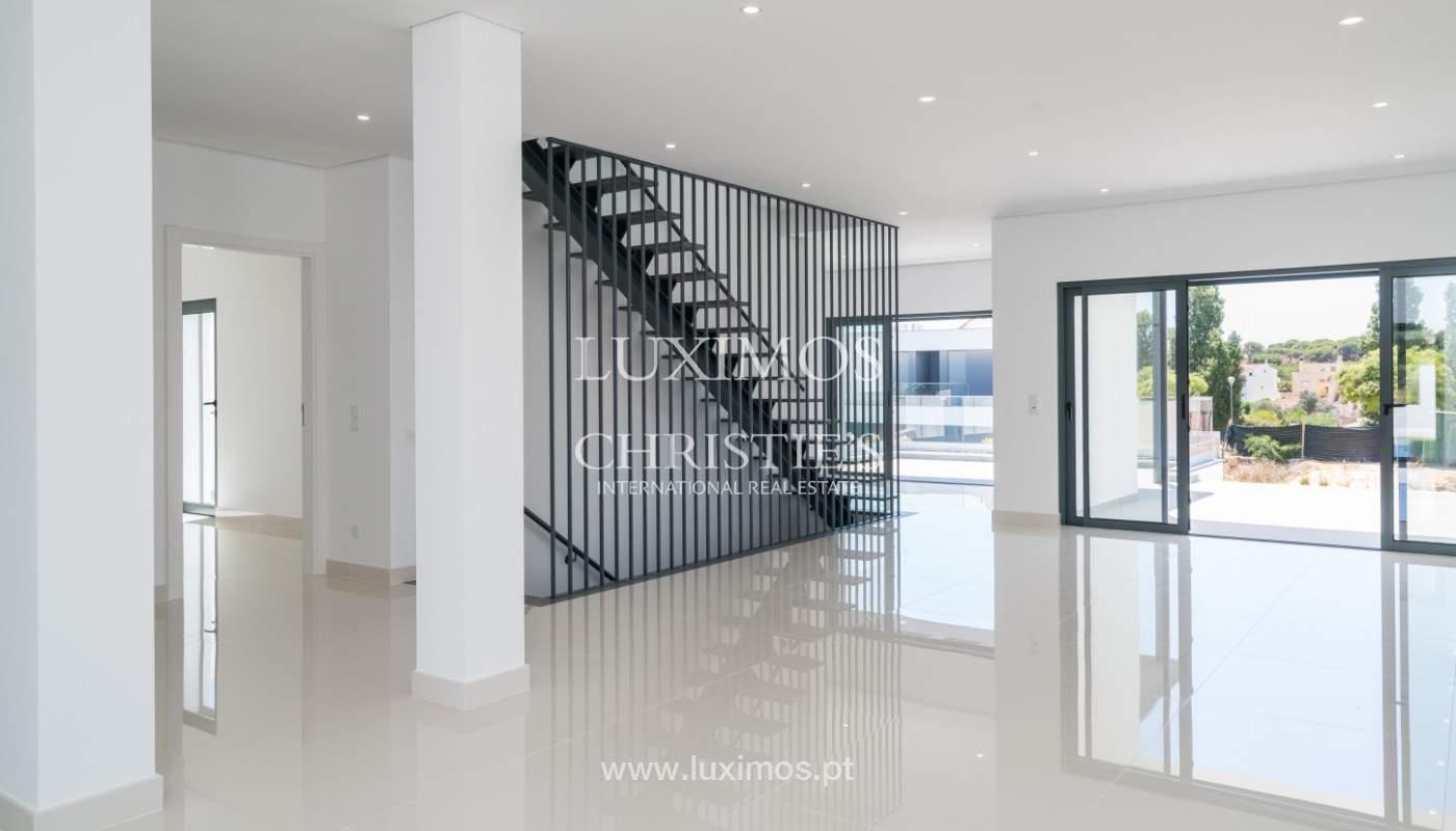 Villa neuve contemporaine à vendre à Quarteira, Algarve, Portugal_145145