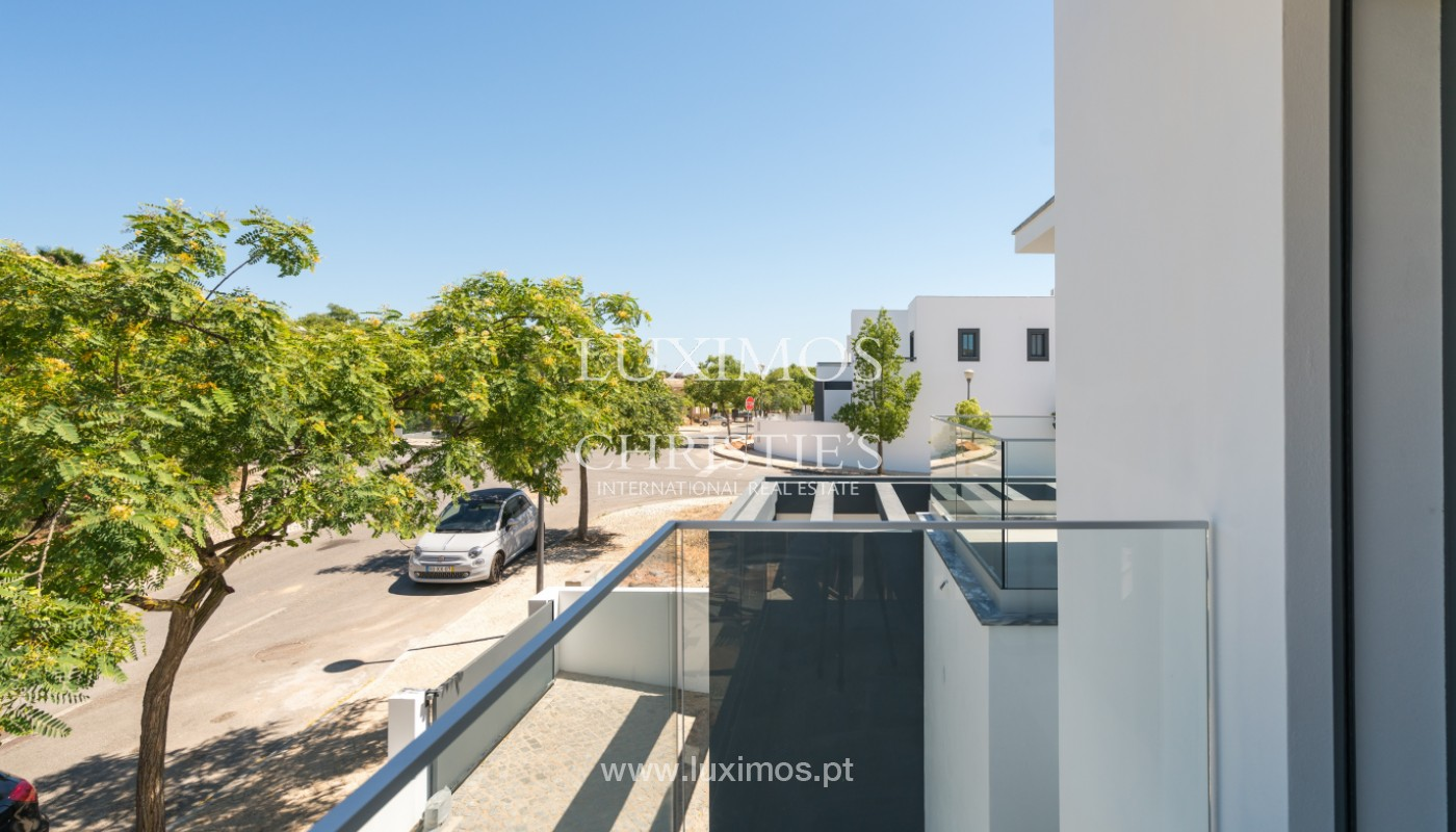 Villa neuve contemporaine à vendre à Quarteira, Algarve, Portugal_145165