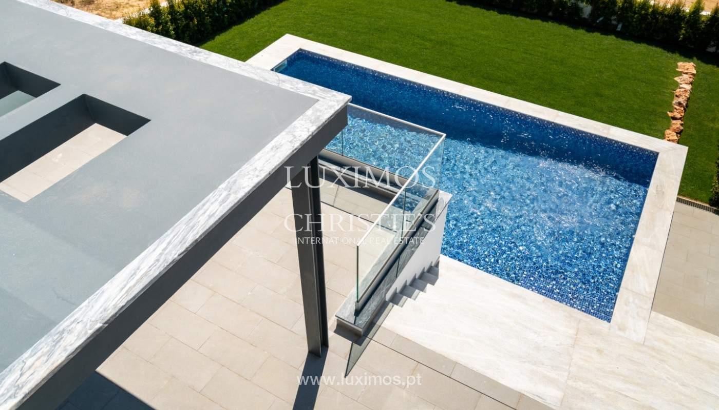 Villa neuve contemporaine à vendre à Quarteira, Algarve, Portugal_145173