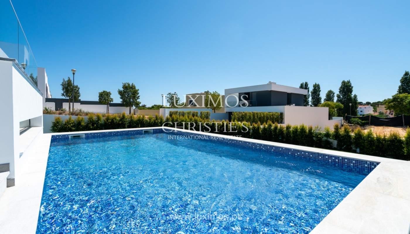 Villa neuve contemporaine à vendre à Quarteira, Algarve, Portugal_145184