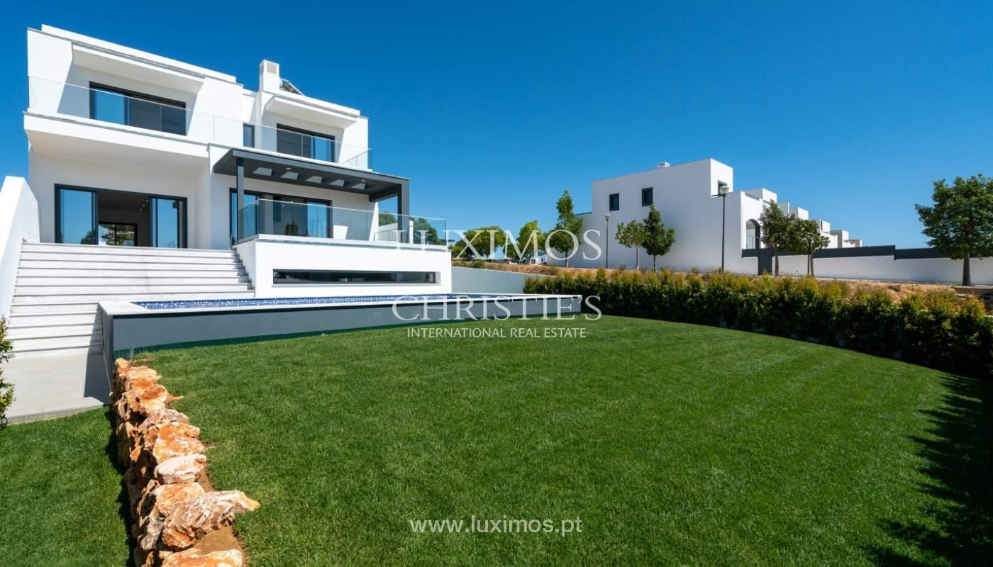 Villa neuve contemporaine à vendre à Quarteira, Algarve, Portugal_145186