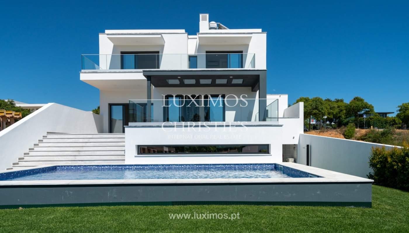 Villa neuve contemporaine à vendre à Quarteira, Algarve, Portugal_145187