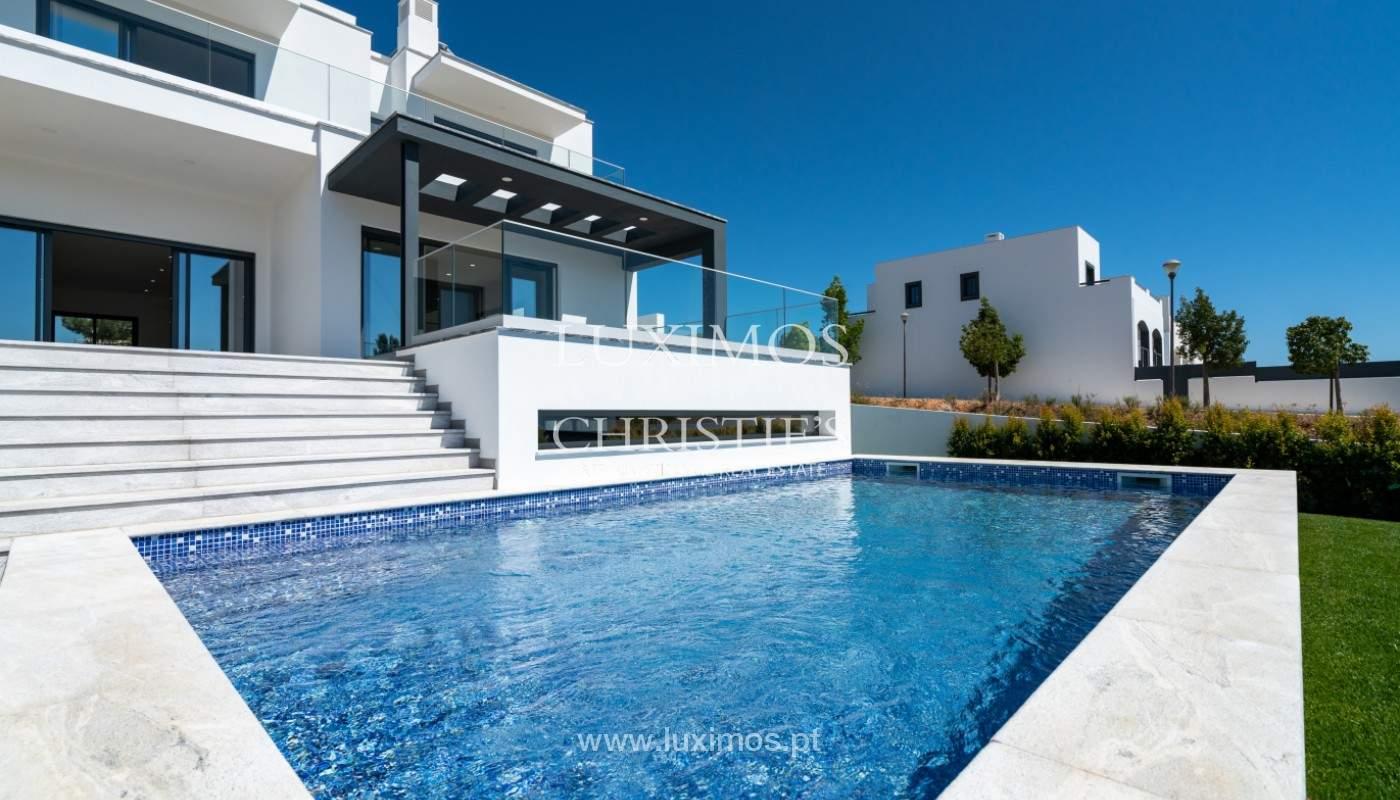 Villa neuve contemporaine à vendre à Quarteira, Algarve, Portugal_145188