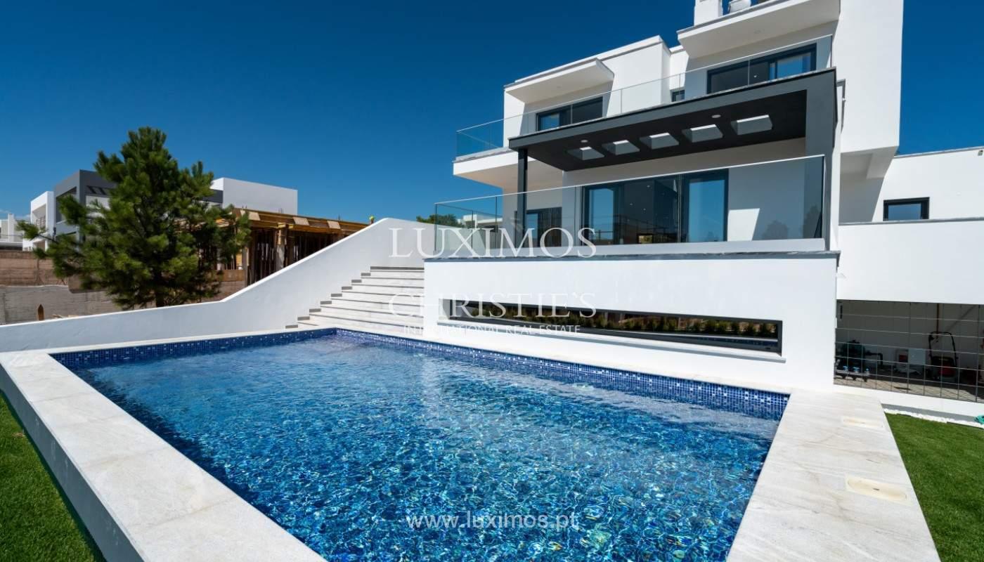 Villa neuve contemporaine à vendre à Quarteira, Algarve, Portugal_145189