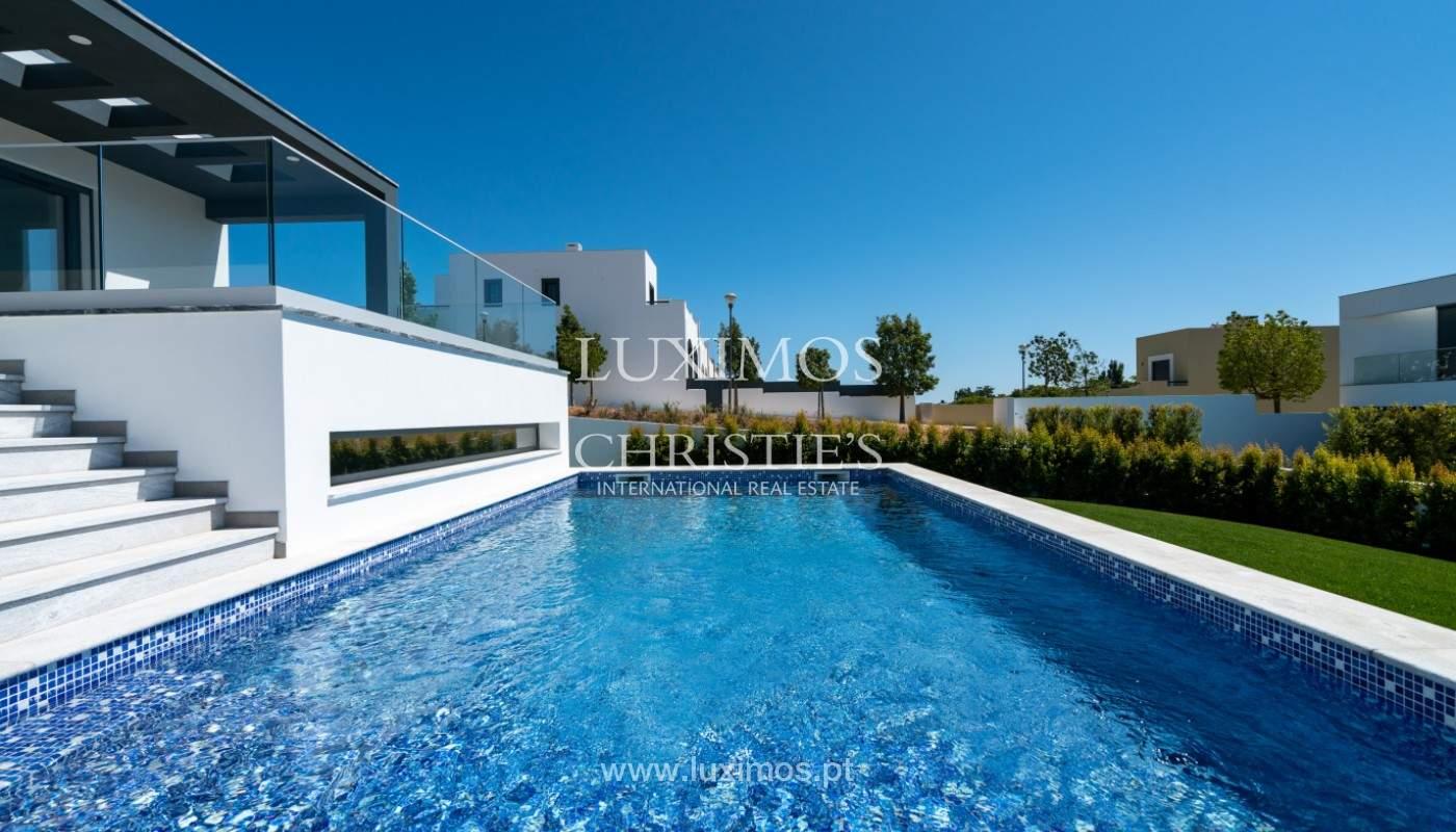 Villa neuve contemporaine à vendre à Quarteira, Algarve, Portugal_145190