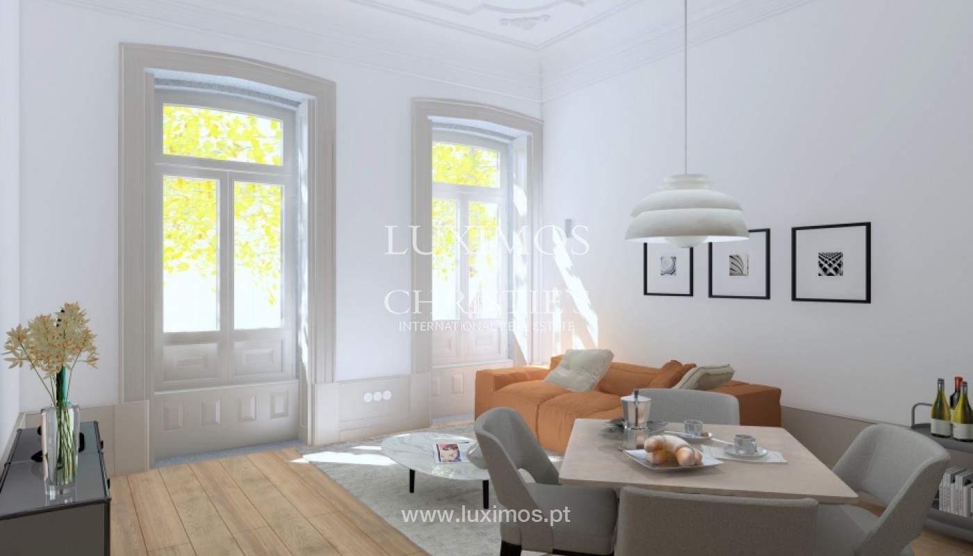 Apartamento dúplex, en venta, en el centro de Porto, Portugal_145322