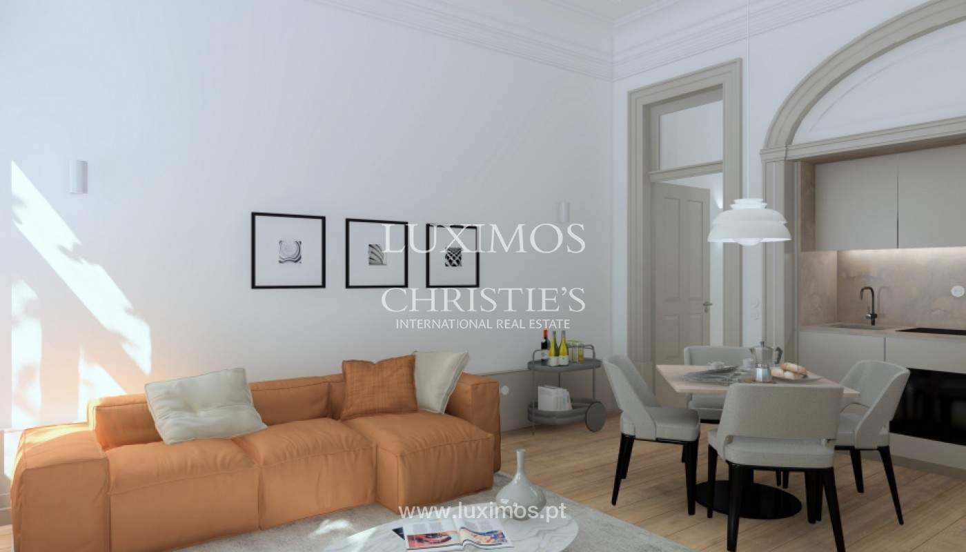 Apartamento dúplex, en venta, en el centro de Porto, Portugal_145323