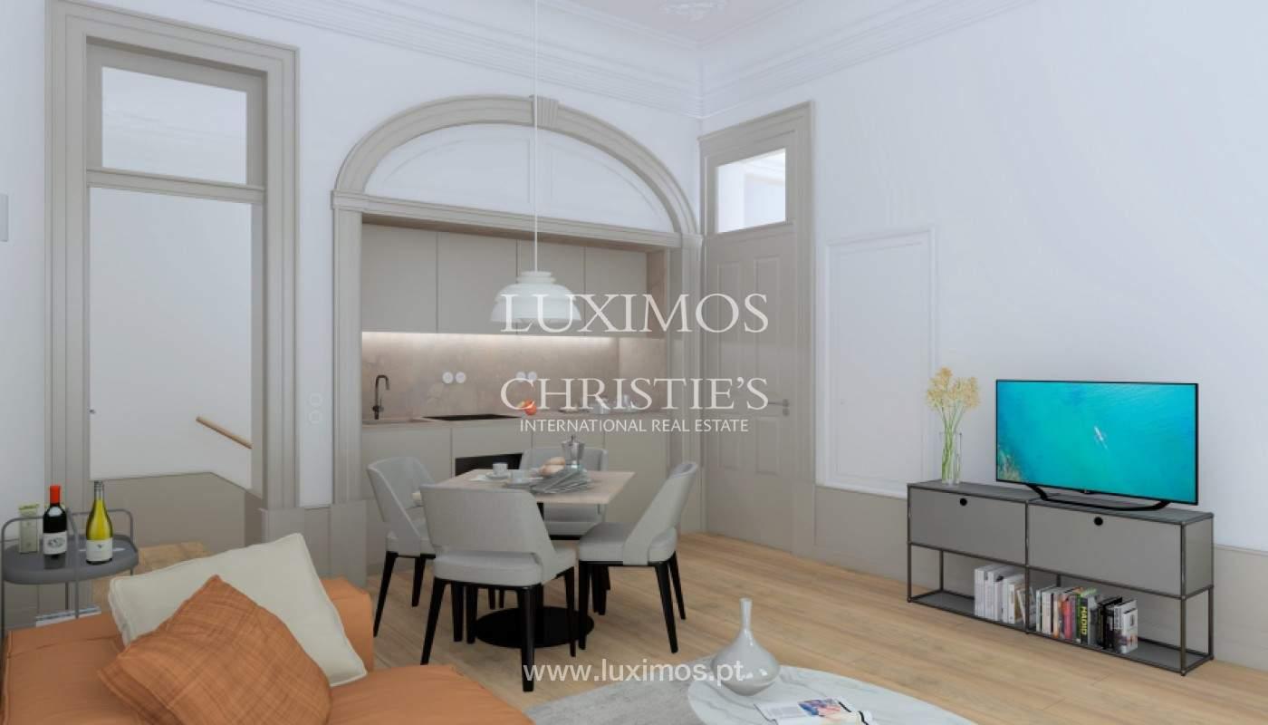 Apartamento dúplex, en venta, en el centro de Porto, Portugal_145324