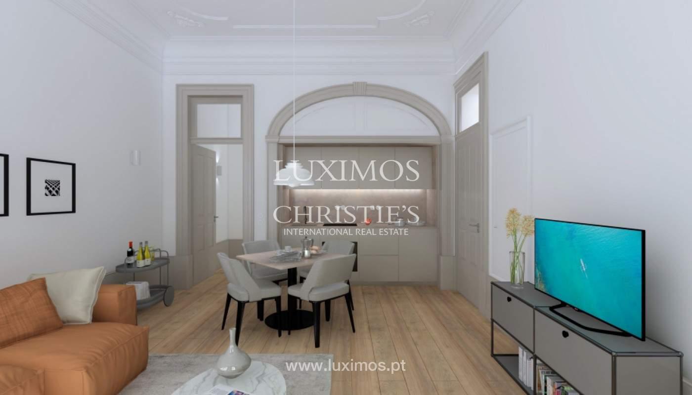 Apartamento dúplex, en venta, en el centro de Porto, Portugal_145326
