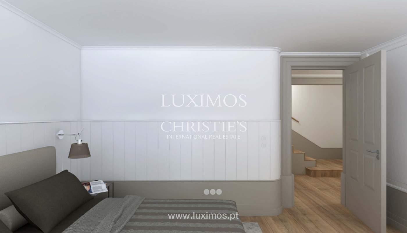 Apartamento dúplex, en venta, en el centro de Porto, Portugal_145327