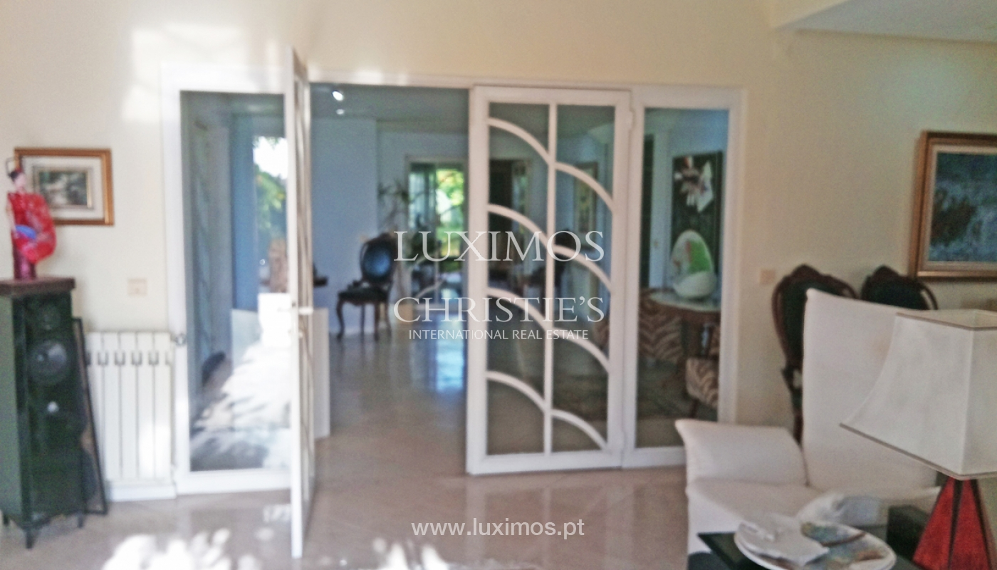 Sale of villa with garden and pool, by sea, in Porto, Portugal_145527