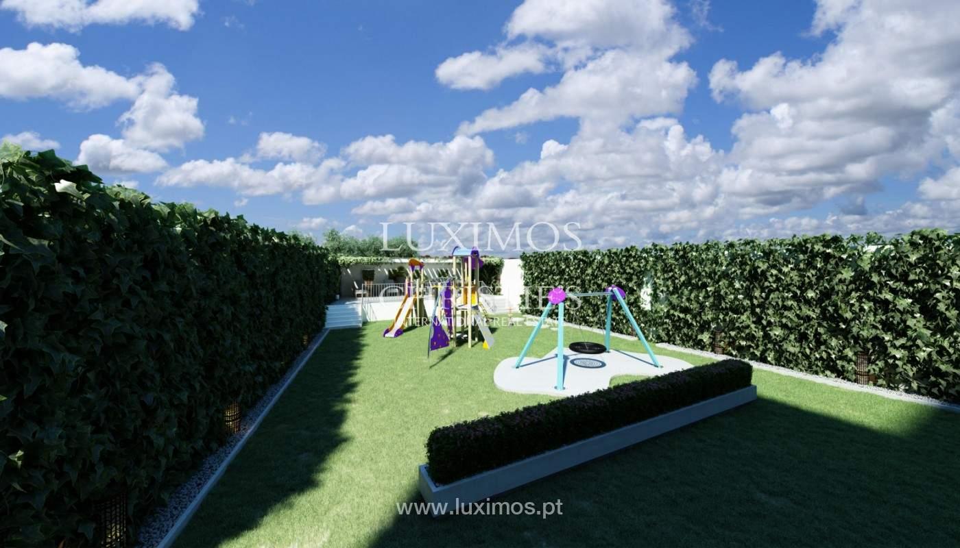 New apartment, closed condominium, with terrace and jacuzzi, Tavira, Algarve_145569