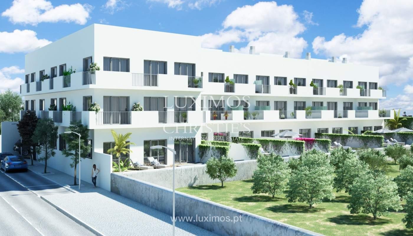 New apartment, closed condominium, with terrace and jacuzzi, Tavira, Algarve_145570