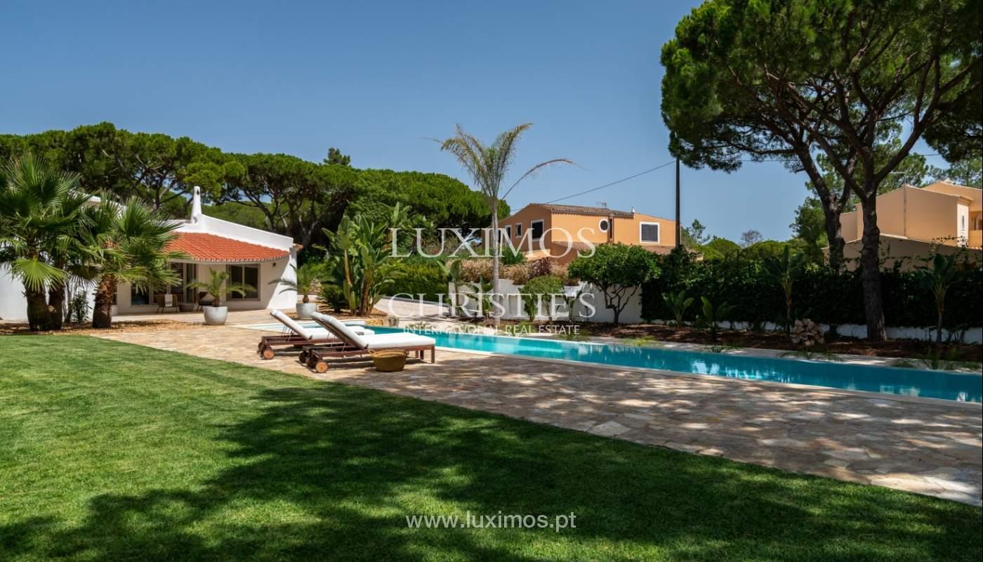 Moradia térrea V2, piscina, jardim tropical, Algarve, Portugal_145572