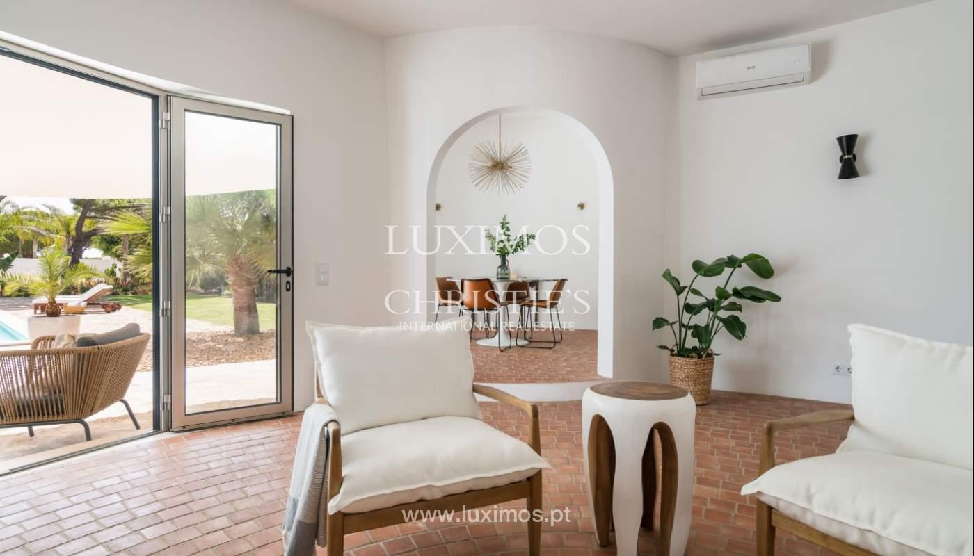 Moradia térrea V2, piscina, jardim tropical, Algarve, Portugal_145589