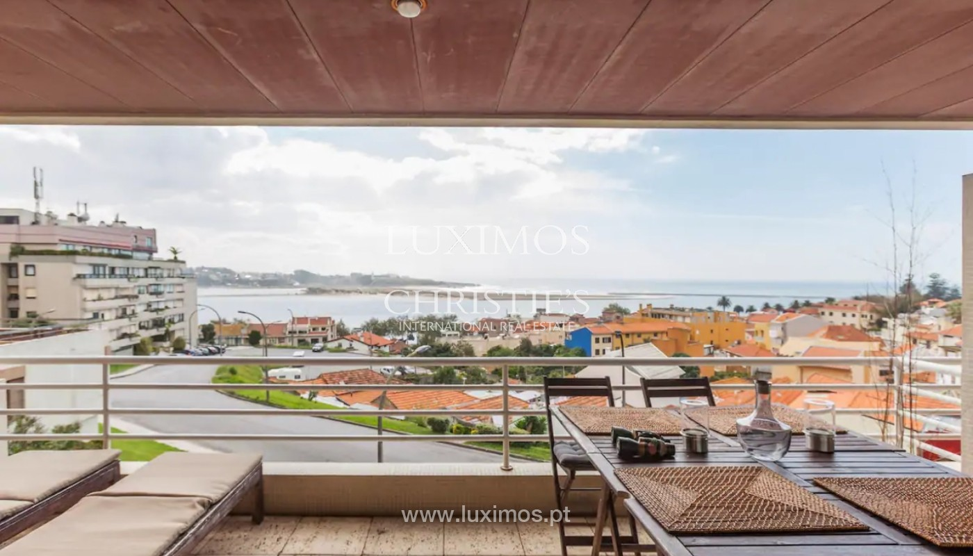 Apartamento com vistas mar, para venda, na Foz do Douro_145683