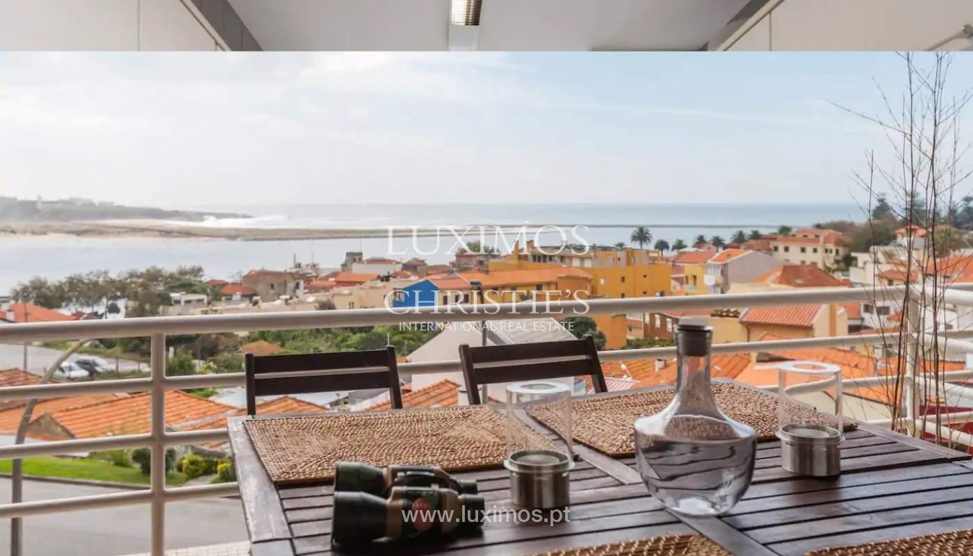 Apartamento com vistas mar, para venda, na Foz do Douro_145695