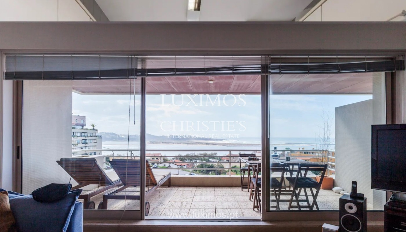 Apartment with ocean views, for sale, in Foz do Douro, Portugal_145696