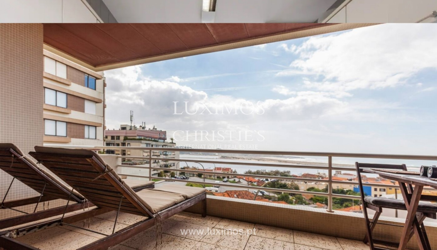 Apartment with ocean views, for sale, in Foz do Douro, Portugal_145697