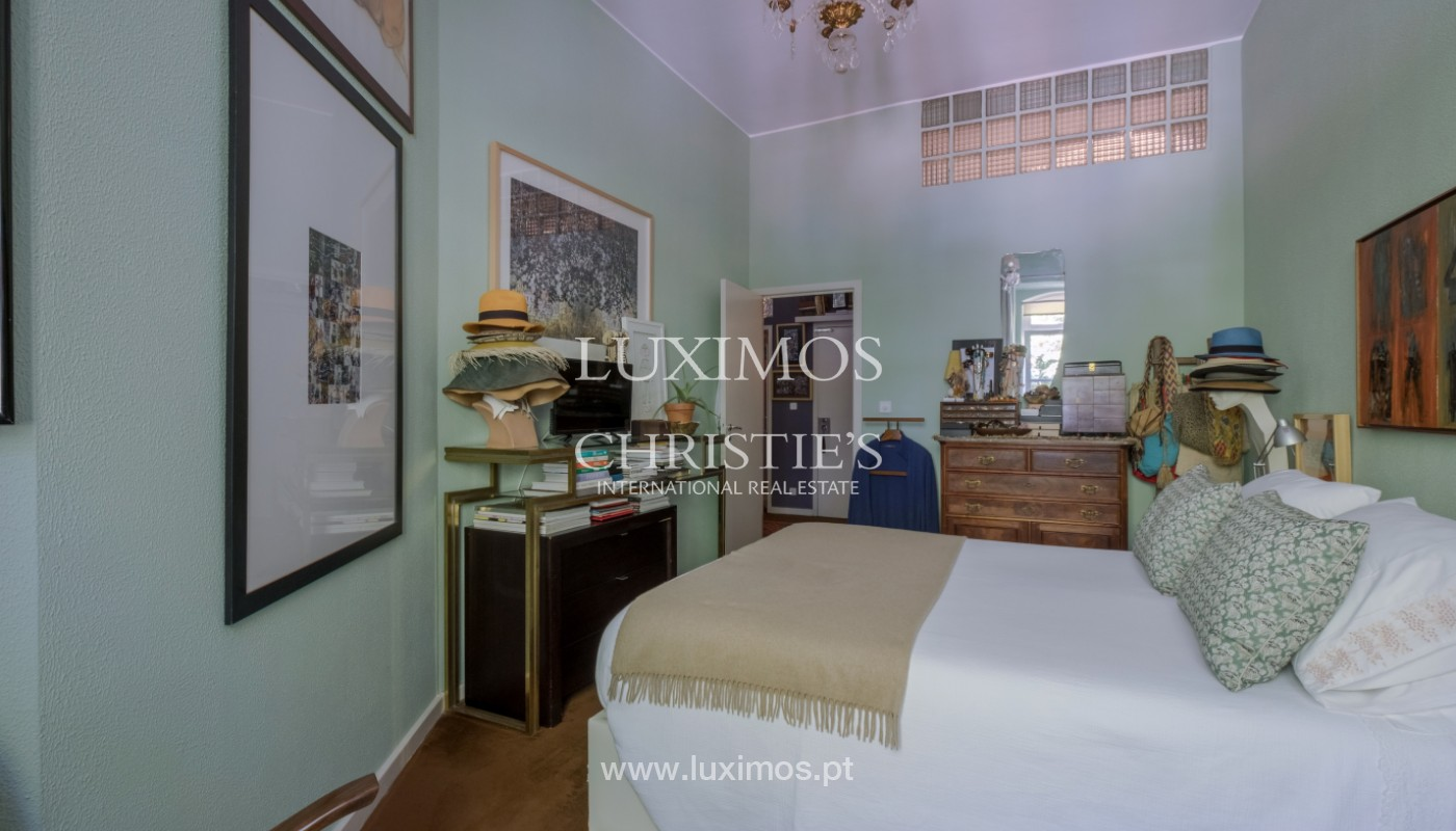 Sale of duplex apartment with city and river views, in Porto, Portugal_145737