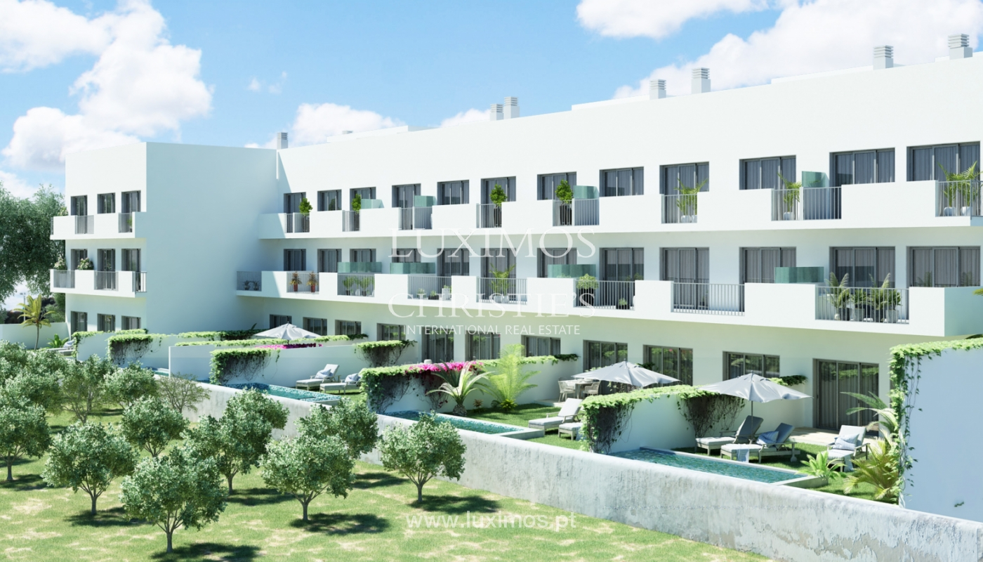 Piso con terraza y a la piscina, Tavira, Algarve, portugal_145759