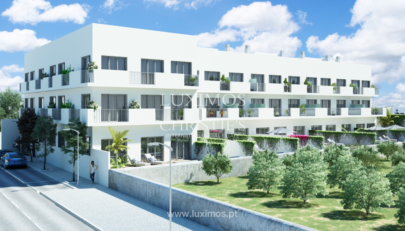 Brand new apartment with roof terrace and swimming pool, in Tavira, in the Algarve_145775