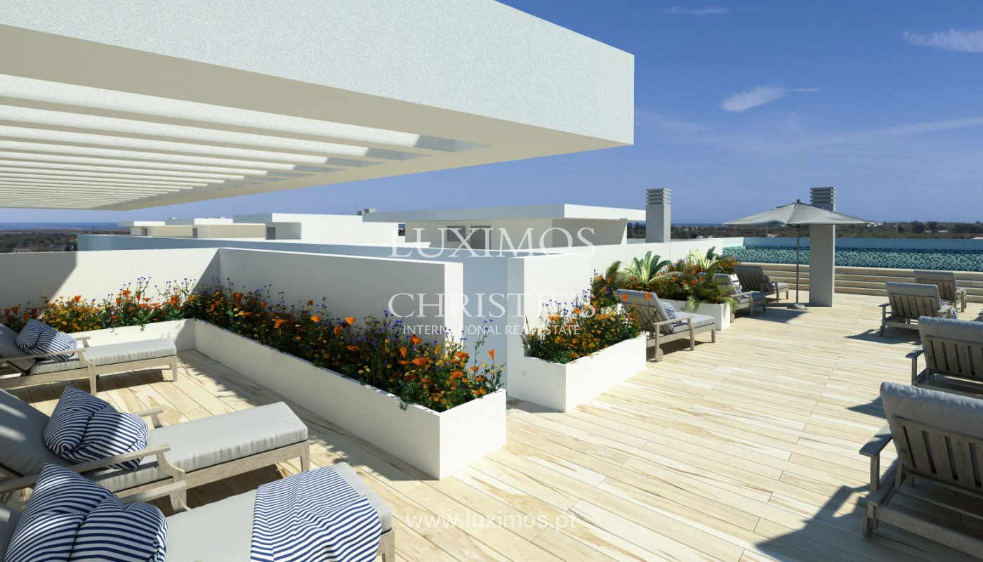 Brand new apartment with roof terrace and swimming pool, in Tavira, in the Algarve_145781