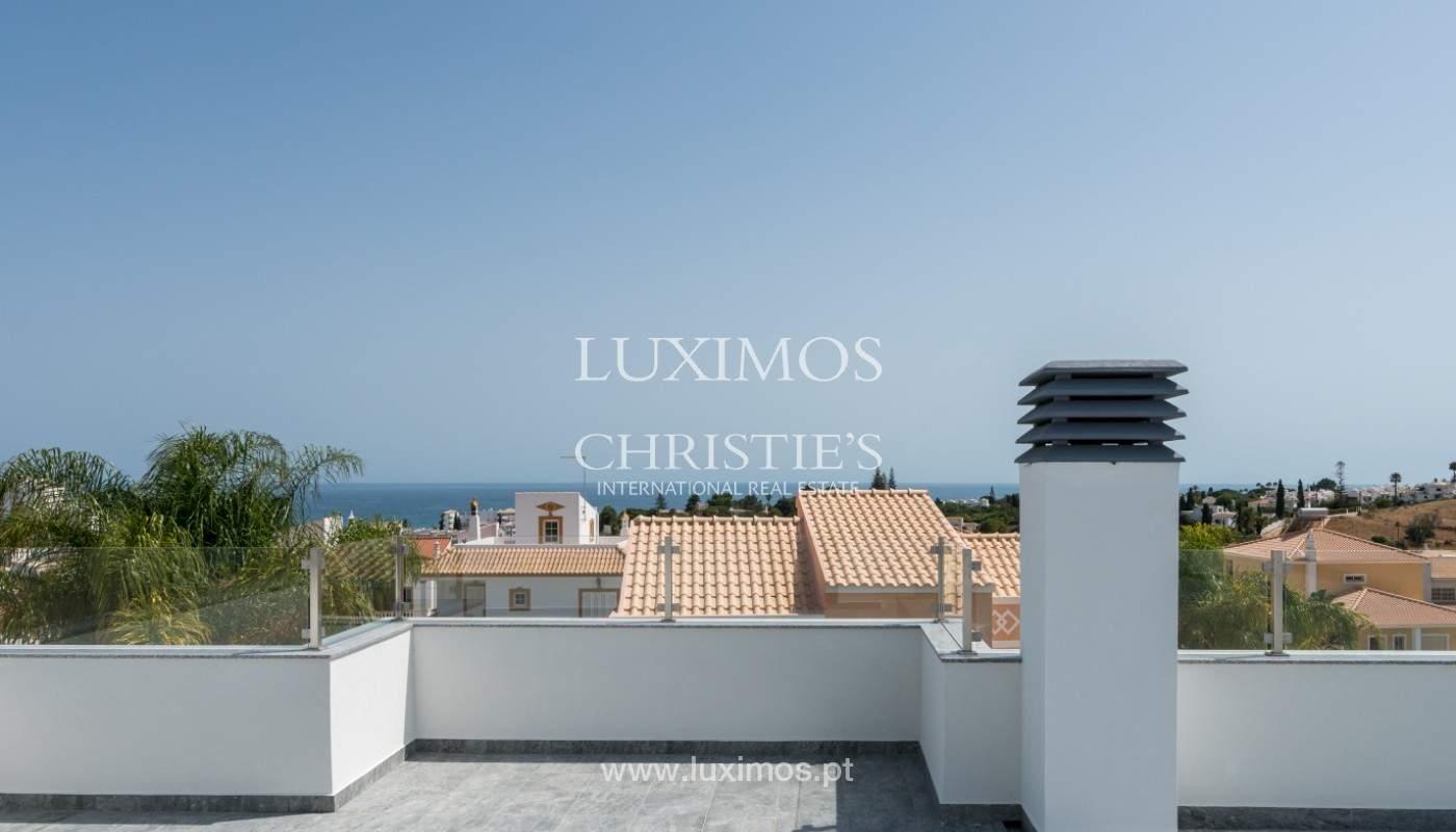 Villa de 5 habitaciones, con piscina y jardín, en venta, Armação de Pêra, Algarve_145812