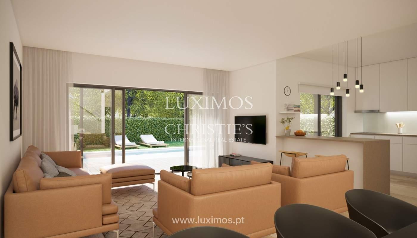 Modern villa, with swimming pool, Tavira, Algarve._145909
