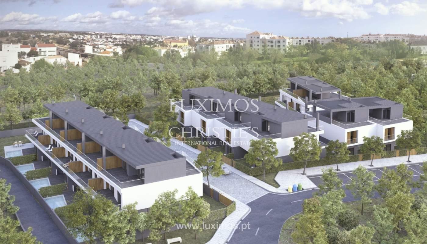 Modern villa, with swimming pool, Tavira, Algarve._145912