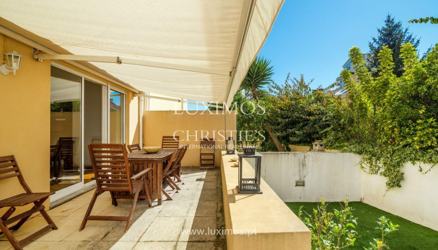 Casa con jardín y piscina interior, en venta, en Foz do Douro, Portugal_146169