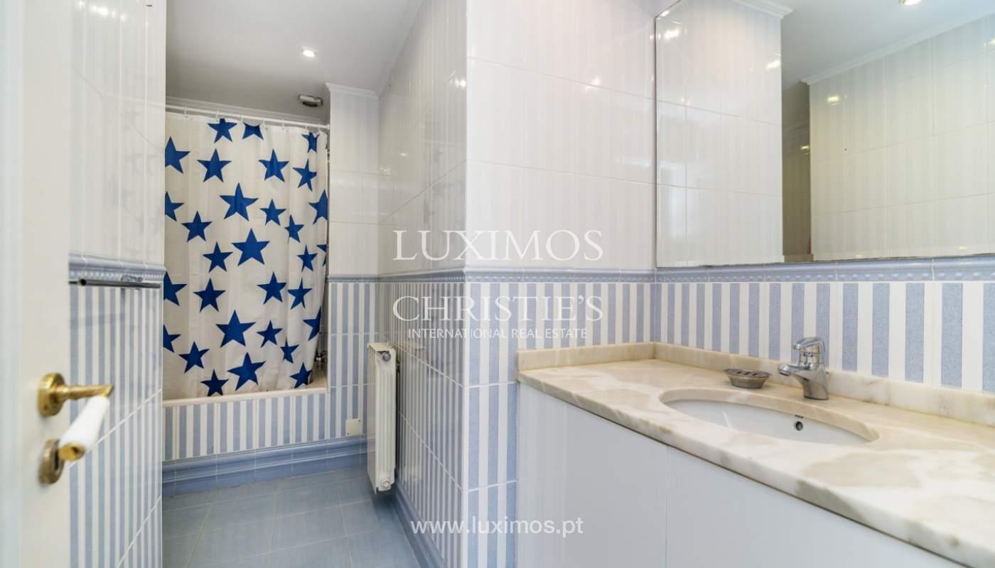 Casa con jardín y piscina interior, en venta, en Foz do Douro, Portugal_146179