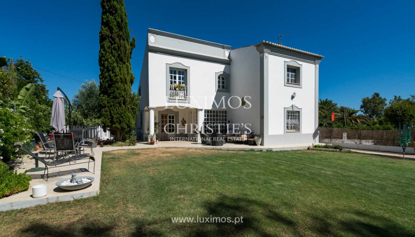 Charming villa with 3 bedroom, Luz de Tavira, Algarve, Portugal_146299