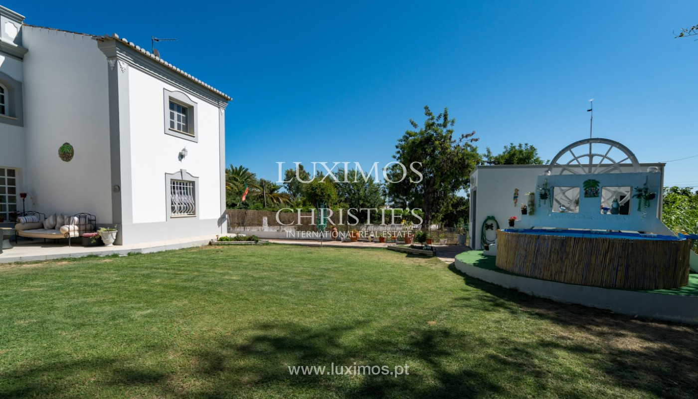 Charming villa with 3 bedroom, Luz de Tavira, Algarve, Portugal_146300