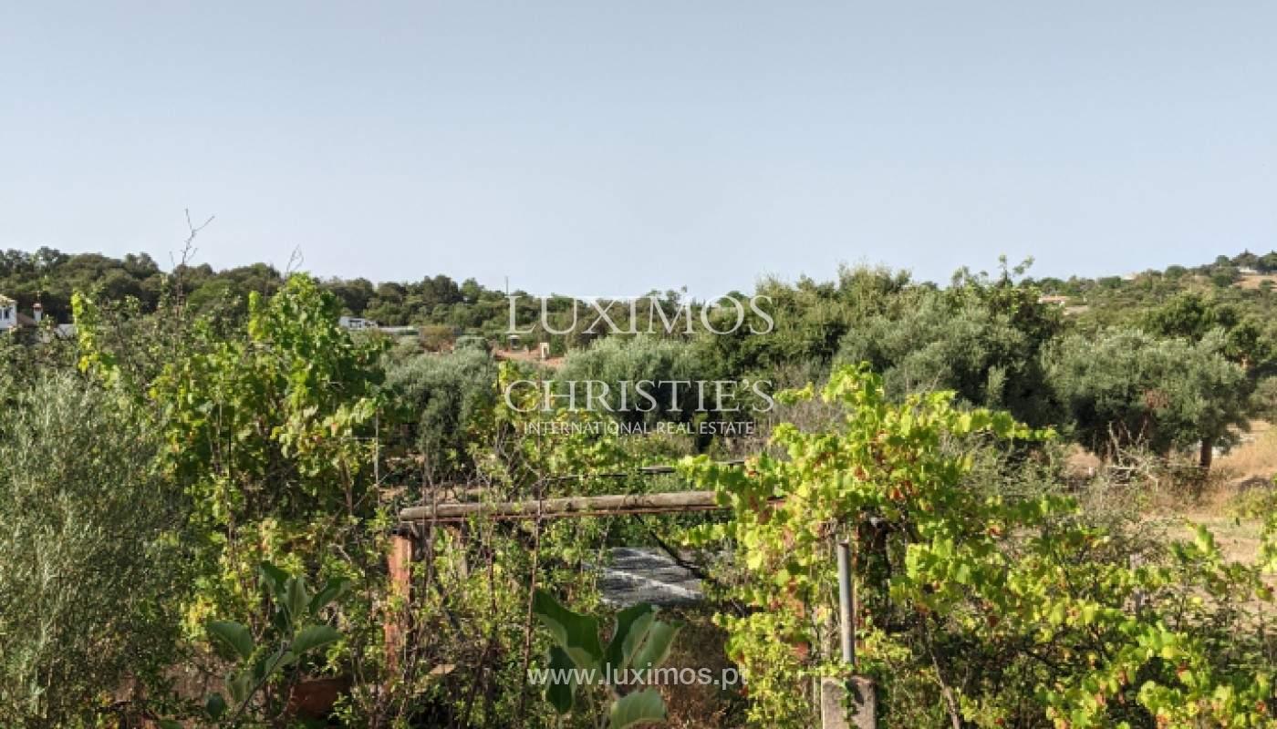 4-Schlafzimmer-Villa, mit großem Grundstück, São Brás de Alportel, Algarve_146326