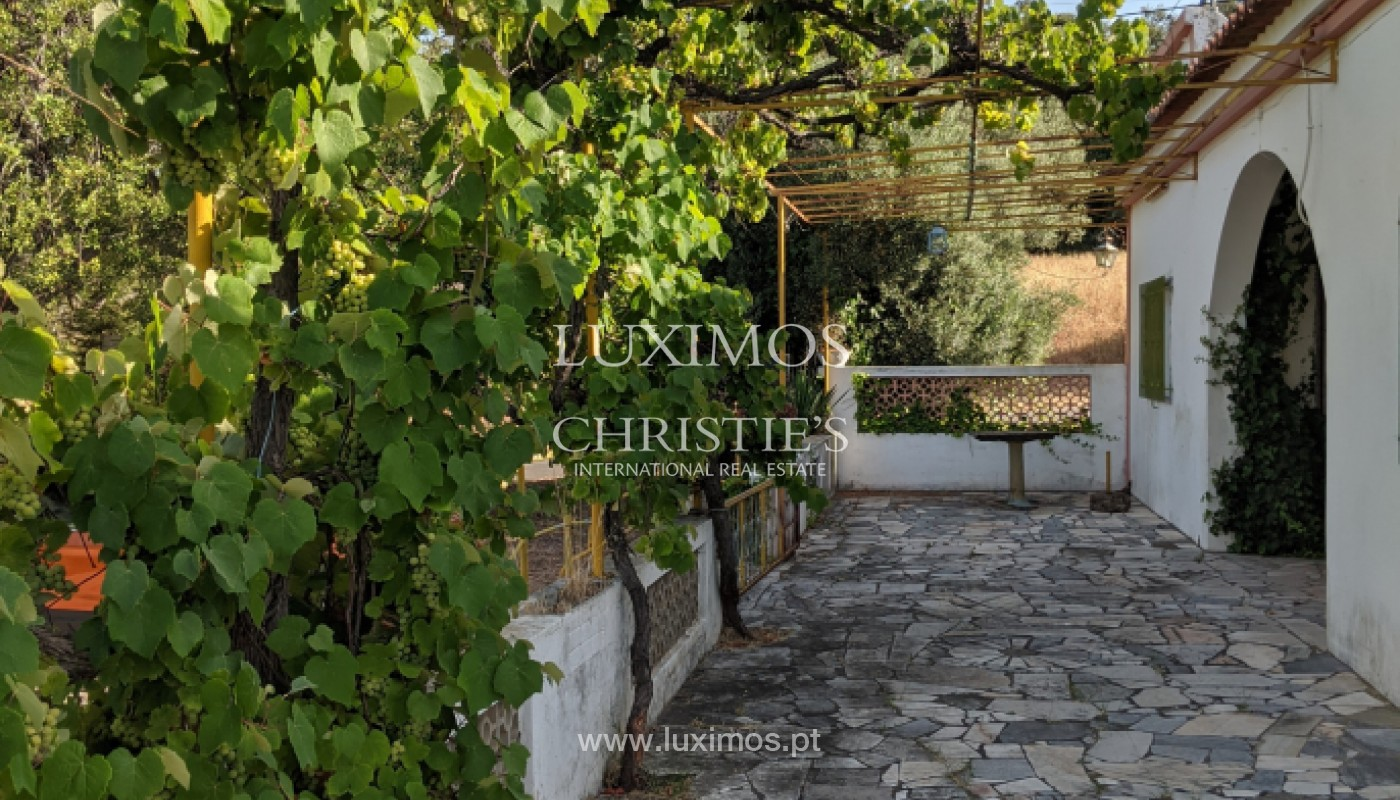 4-Schlafzimmer-Villa, mit großem Grundstück, São Brás de Alportel, Algarve_146327