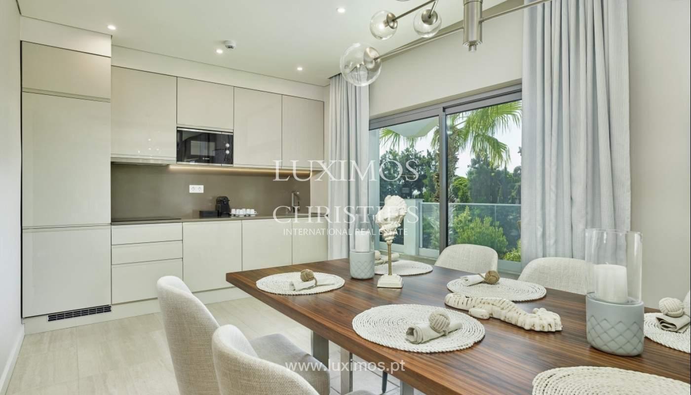 Apartamento moderno, en el Parque de Formosa, en venta, Almancil, Algarve_146386