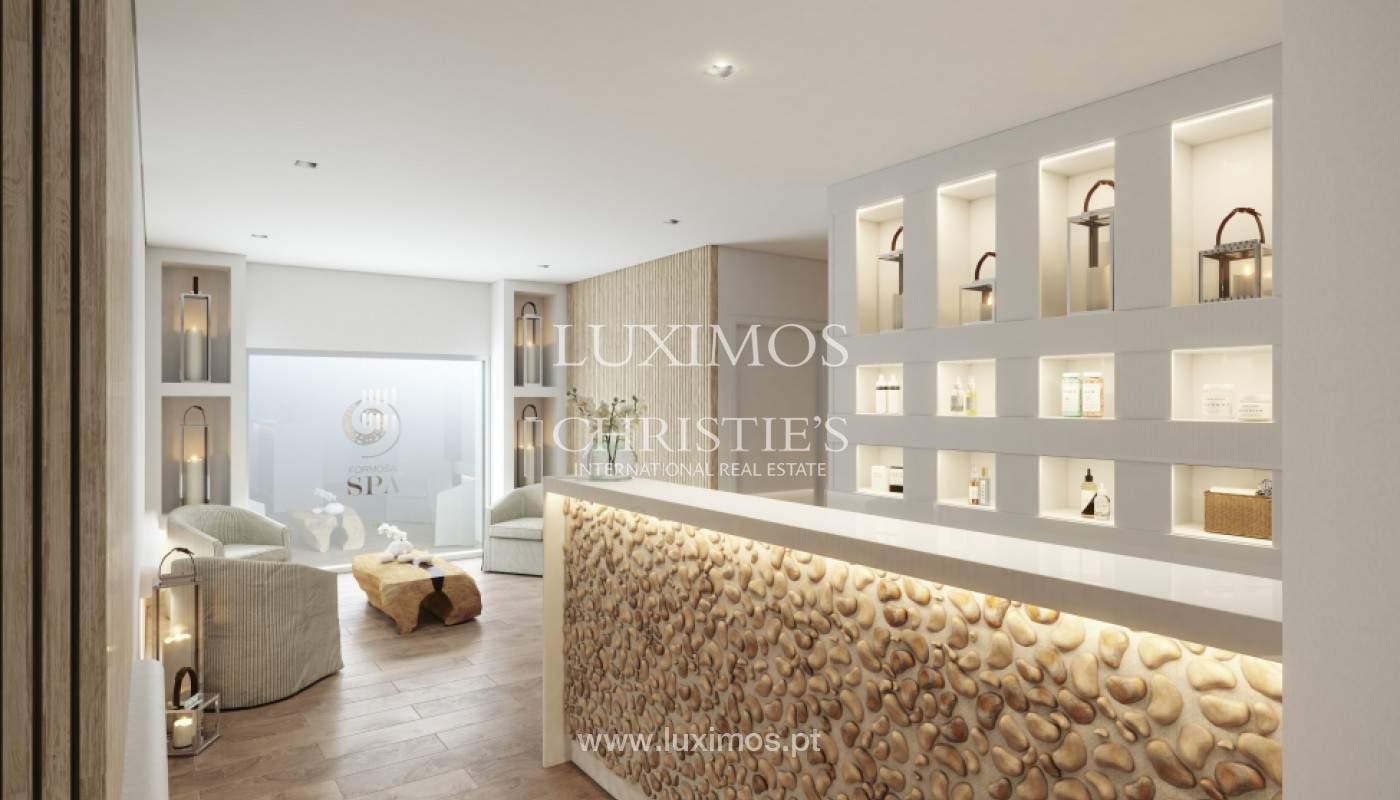 Apartamento moderno, en el Parque de Formosa, en venta, Almancil, Algarve_146401