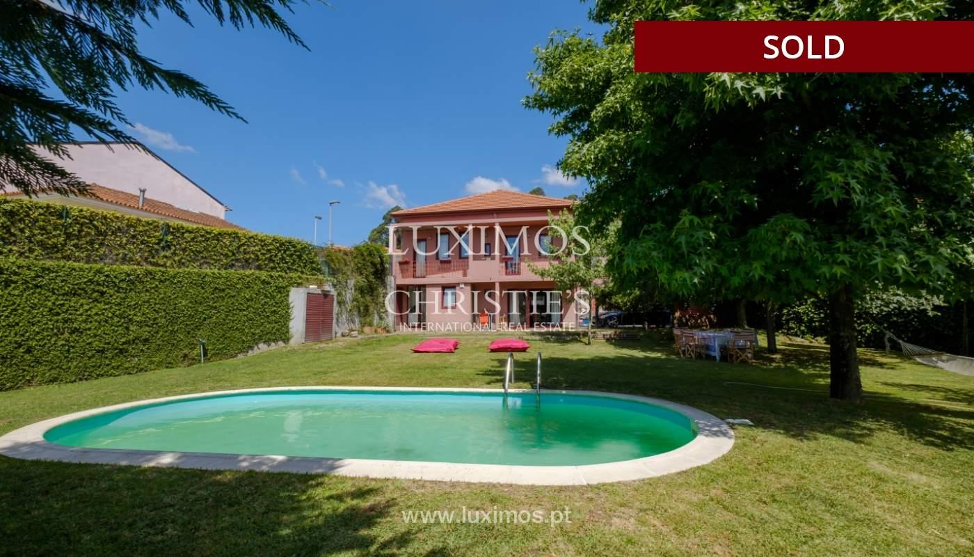Traditionelles Haus, zu verkaufen, mit Pool, Paranhos, Porto, Portugal_146414