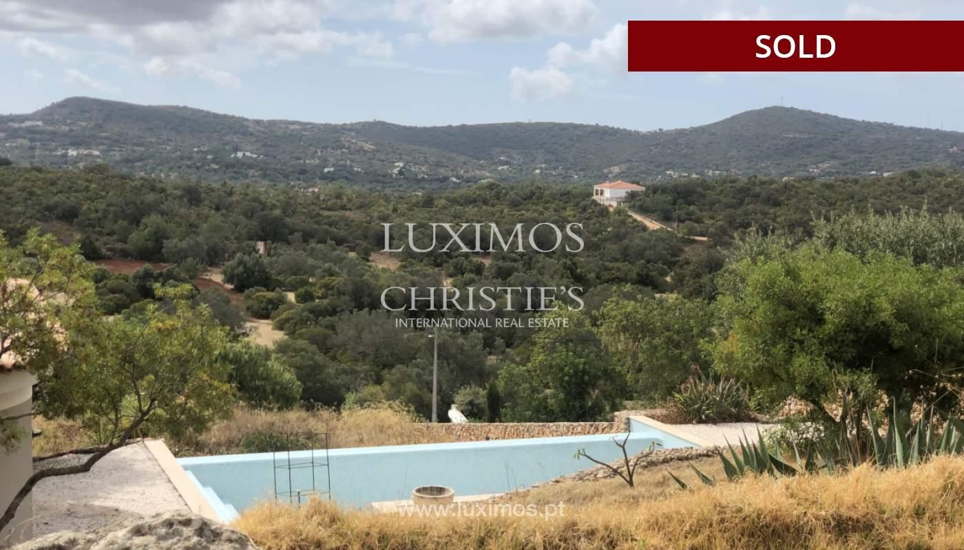 Zeitgenössische 3-Schlafzimmer-Villa, Pool, Terrasse und Garten, Loulé, Algarve_146467
