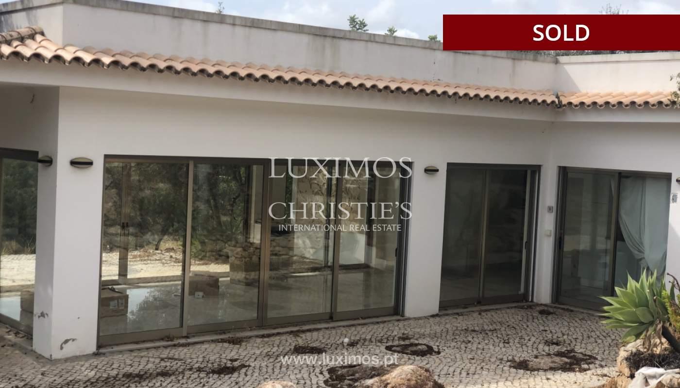 Zeitgenössische 3-Schlafzimmer-Villa, Pool, Terrasse und Garten, Loulé, Algarve_146469
